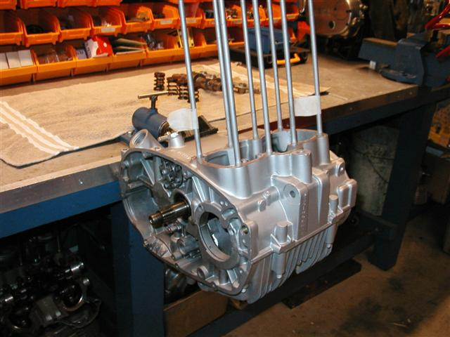 Heiden Tuning XS650 Engines