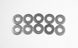 Stainless Steel Flat Washers - 6mm