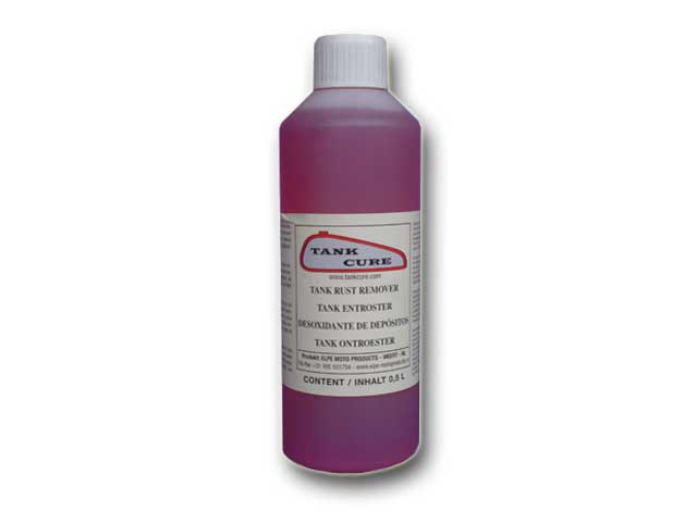 Tank Cure Rust Remover 500ml
