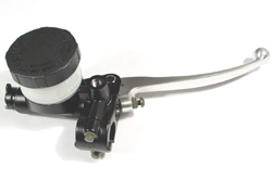Early Dual Disc Master Cylinder