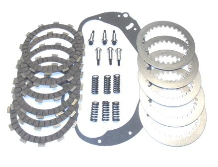 Clutch Kit II XS Performance ( 6pc. )
