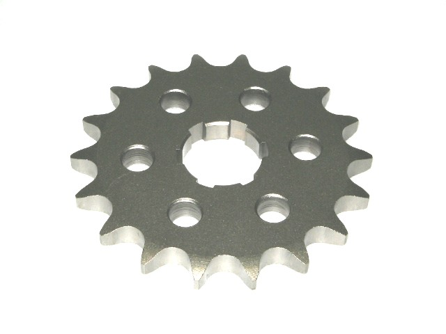Steel Countershaft Sprocket - 530 Type 18T