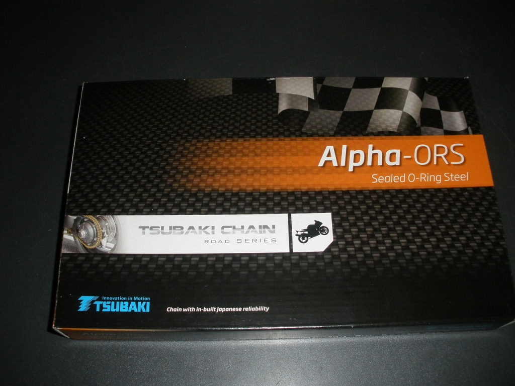 Tsubaki Alpha-ORS O-Ring Chain (110 links)special price
