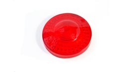Red Signal Lamp Lens