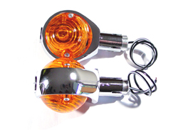 OX Eye Bar End Signal Lamps