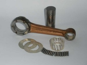 Connecting Rod Kit High Performance - 447 type 26 MM pin
