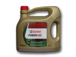 Castrol Motor Oil Power RS 4T 10W-40 4L