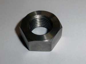 Stainless Steel Nut 14 x 1.5 (std size)