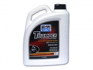Belray Thumber Engine Oil 15W50 4L