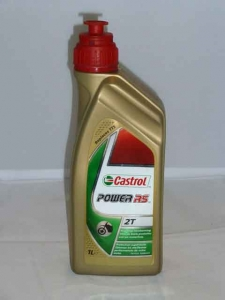 Castrol Motor Oil Power RS 2T 1L