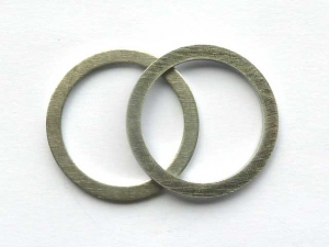 Drain Plug Gaskets [2 pieces]