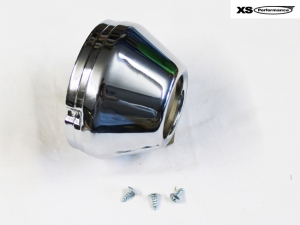 muffler XS Performance - end cap chrome / cone [NEW !]