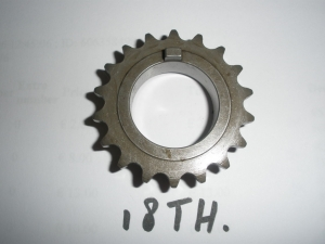 sprocket cam chain 18TH SPECIAL PRICE !