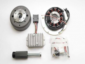 12 v POWERDYNAMO alternator system