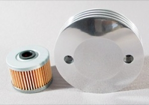 Oil Filter/Cooler Kit Heiden Tuning design