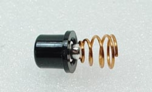 Horn / starter button with spring `74-`84