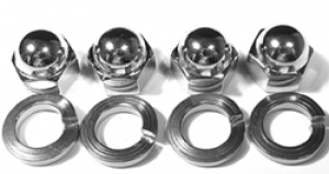 Exhaust Stud Nuts & Locks